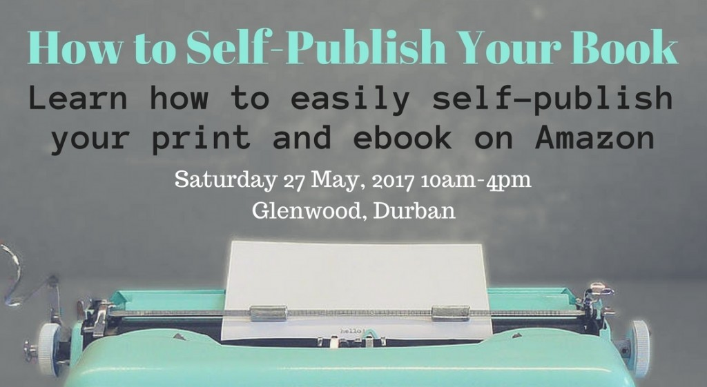 Self-Publish Event Durban